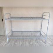 Кровать двухъярусная метал 190*80