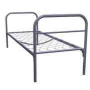 Кровать односпальная метал 190*70
