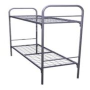 Кровать двухъярусная метал 190*70