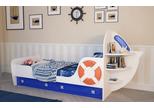Кровать одноярусная (без матраса) спальное место 800*1900