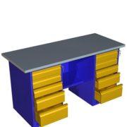 Мебель металлическая